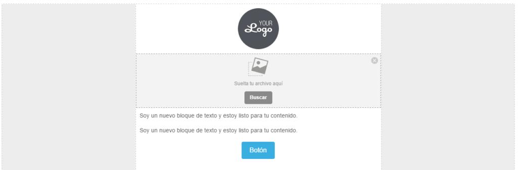 Crear email responsive con BEE