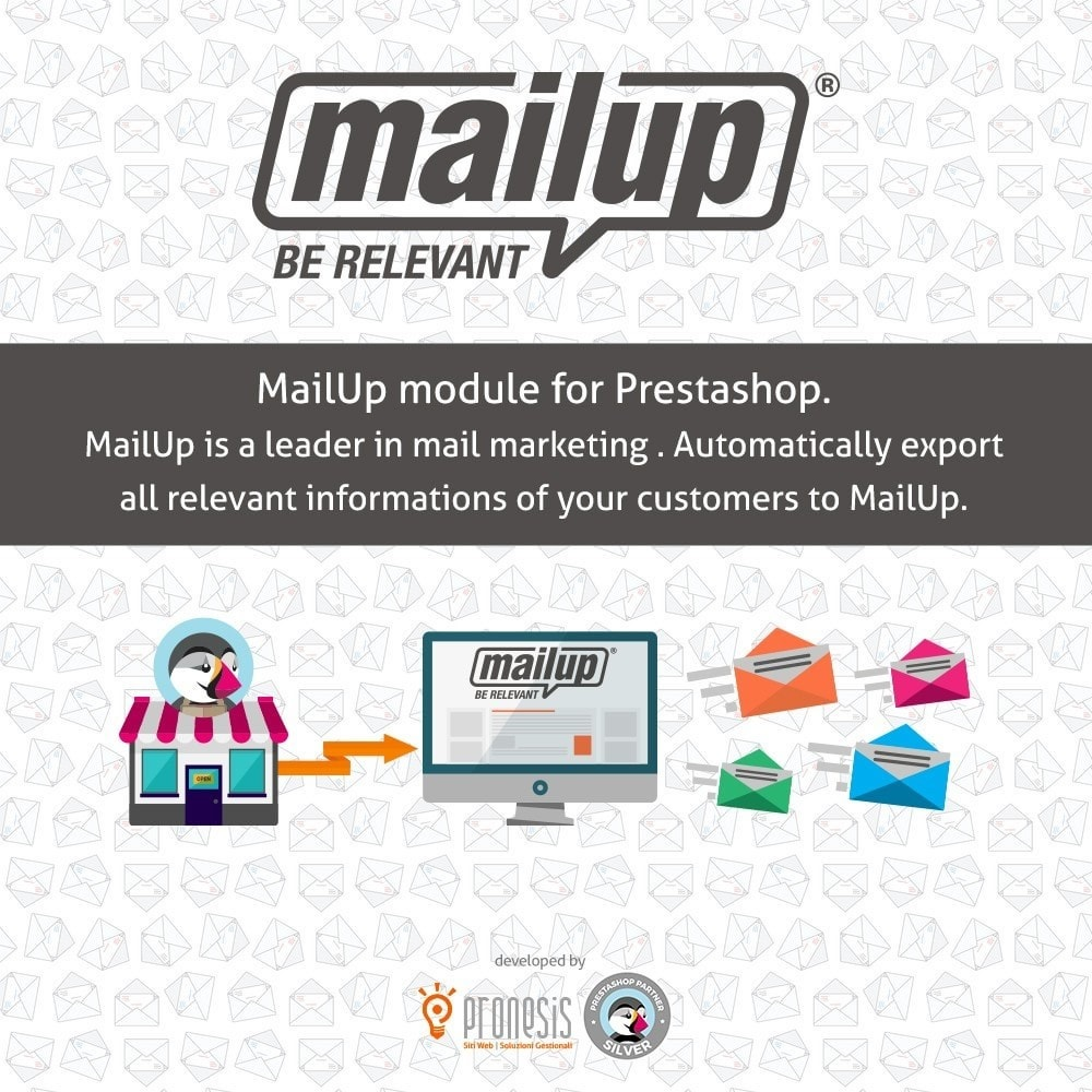 Integracion Prestashop MailUp