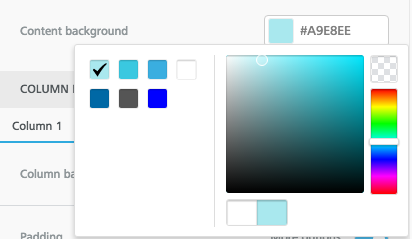 A/B Design Test 3: Background color