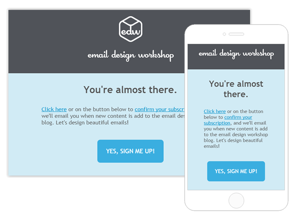 Email Design Workshop