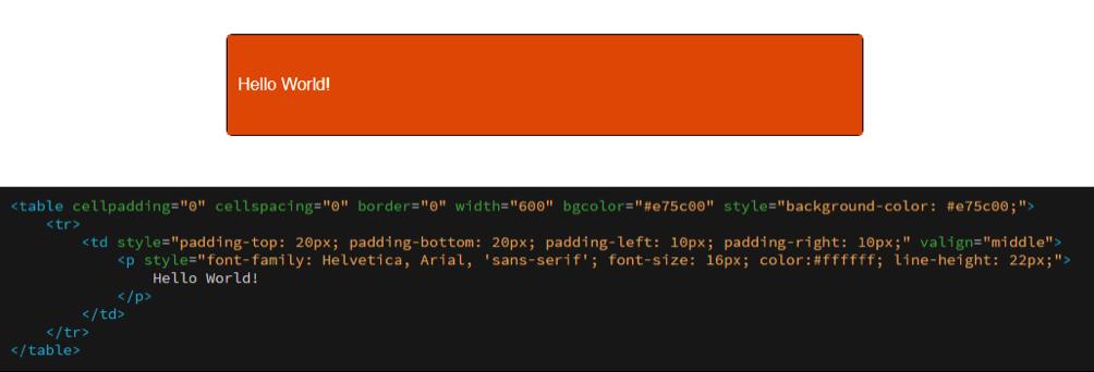 Error 1. Utilizar un código con demasiadas palabras