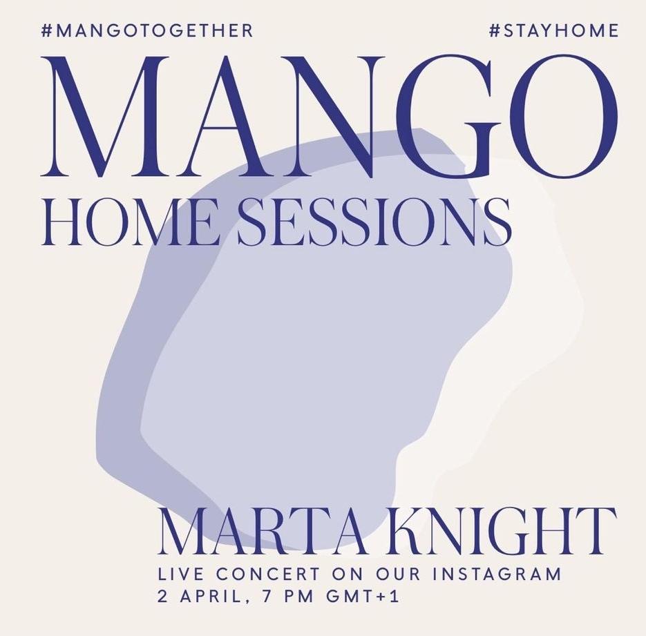 mango home session covid campaign