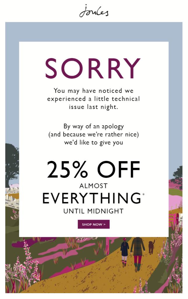 email-recompensa-error