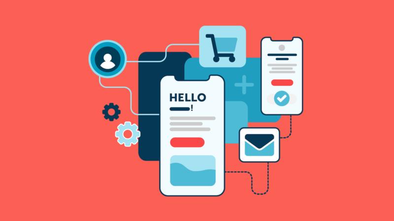 E-mail y SMS transaccionales