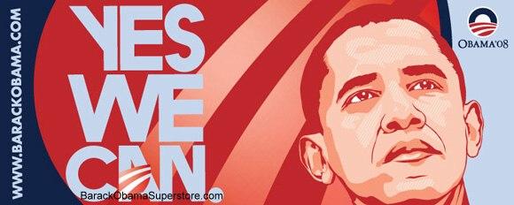 banner publicitario obama